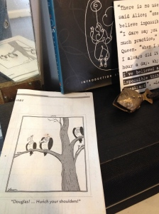 alexander humor Ruth Kilroy's Studio in Botson